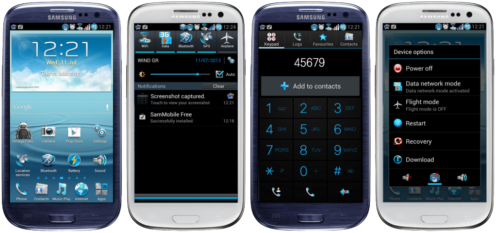 Download Galaxy S7 Edge Injustice Theme For Any Android Device: Update With Omega V33.2