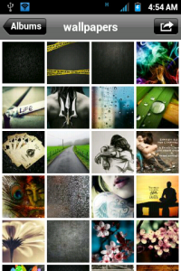 iGallery App