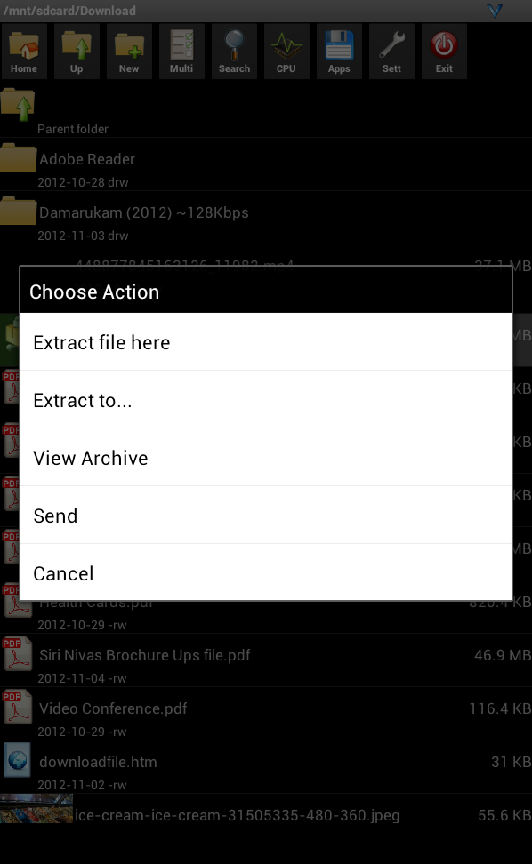How to Compress and Unzip Files and Folders on Your Android