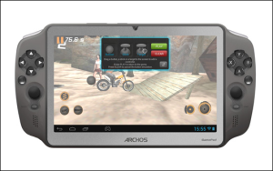 Archos GamePad Front