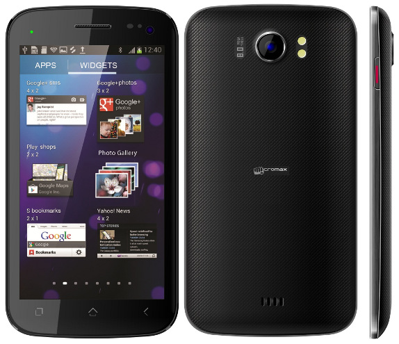 Micromax-A110-Android