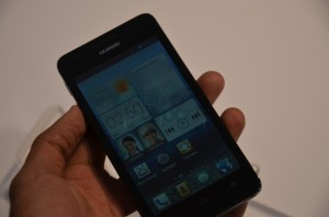 Huawei Ascend G510 Front