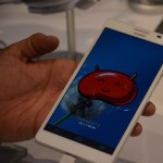 Huawei Ascend Mate Jelly Bean