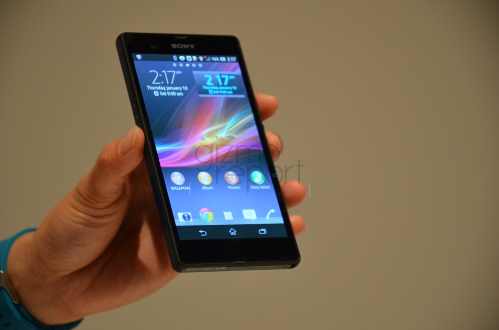 Download Sony Xperia Z Default Wallpapers For Your Android Phone