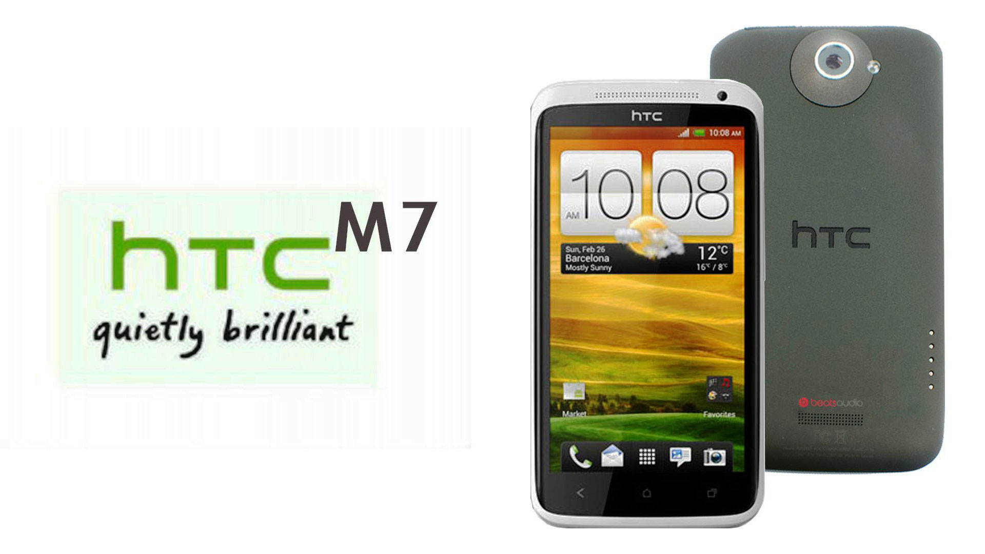 HTC One M7 Android Phone with Sense 5.0 Specs, Features ...