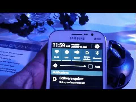 """Video thumbnail for youtube video Samsung Galaxy Grand 5"""" Android Phone Launched in India at Rs 21500 - Specs, Features - Android Advices"""