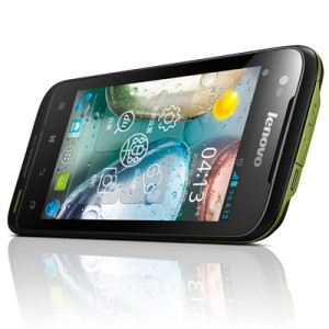 Lenovo A660 waterproof