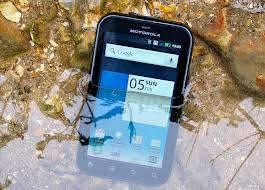 Motorola defy plus waterproof