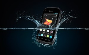 kyocera hydro waterproof