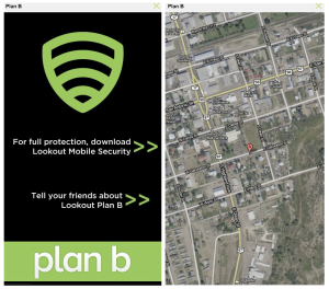 plan-b-android-tracking-app