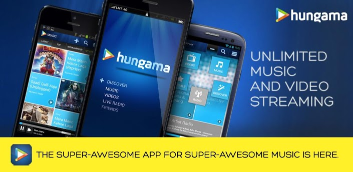 Hungama channel download for android tv