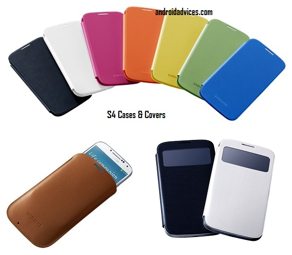 Samsung Galaxy S4 Flip Cases Covers