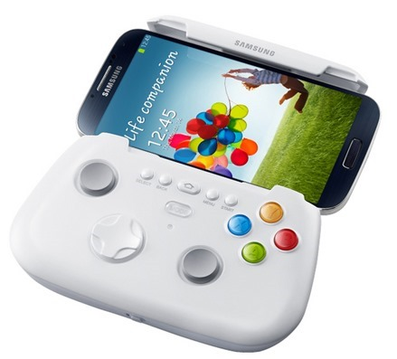 Samsung Galaxy S4 GamePad