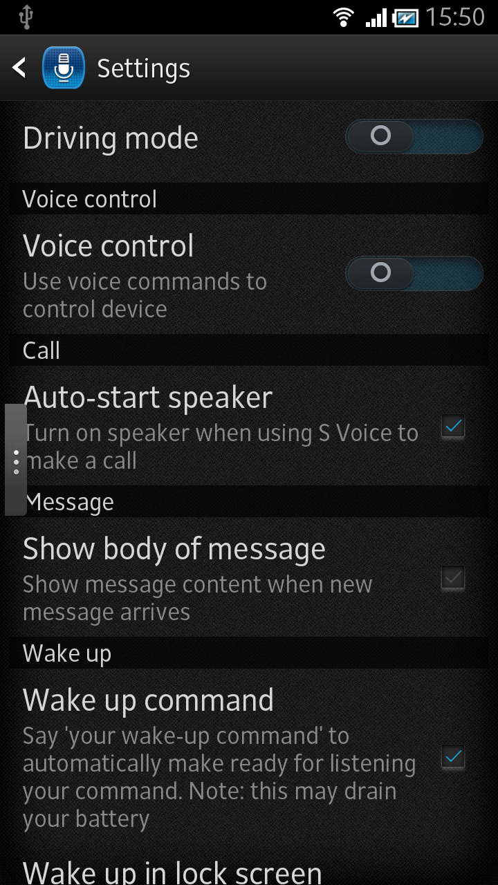 Download New S-Voice APK from Galaxy S4 for your Android