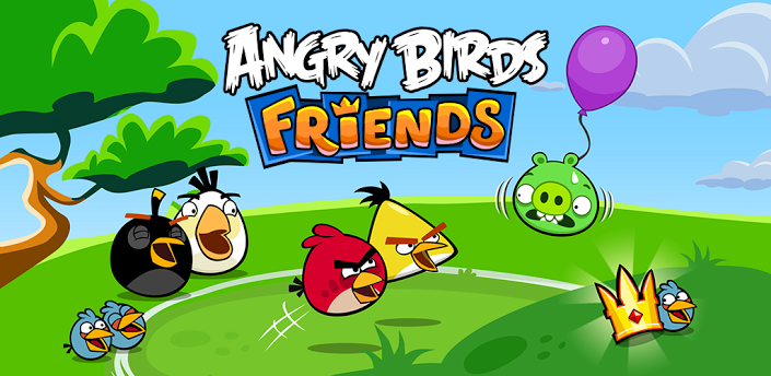 Angry Birds Freinds