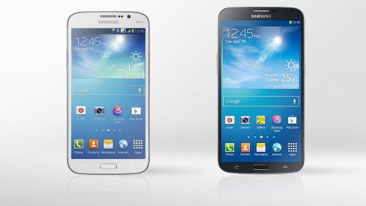 Samsung Galaxy Mega Comparison