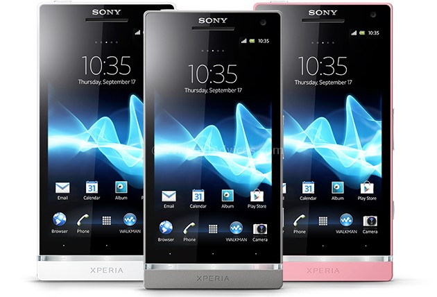 manual update sony xperia s sl with official 6 2 b 0 211 jellybean rh androidadvices com Disassemble Xperia P Xperia SL Release Date