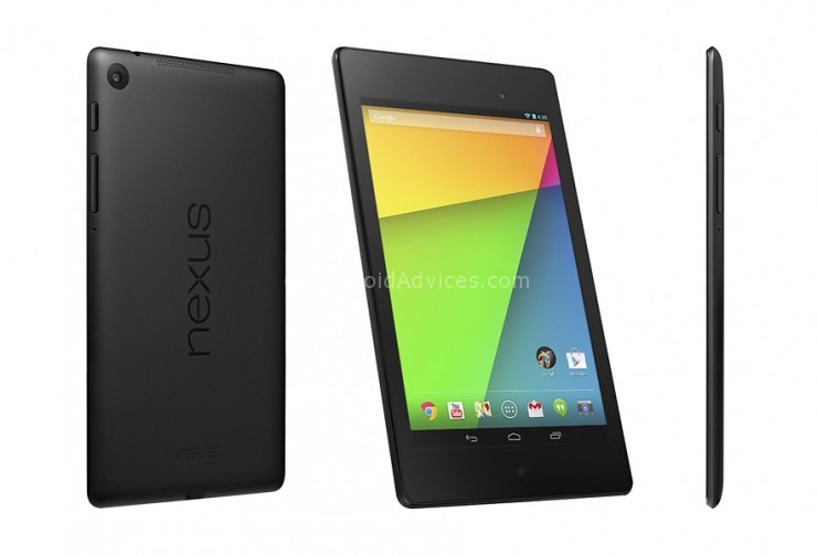 Update google asus nexus 7 tablet with official jellybean 4. 1. 1.
