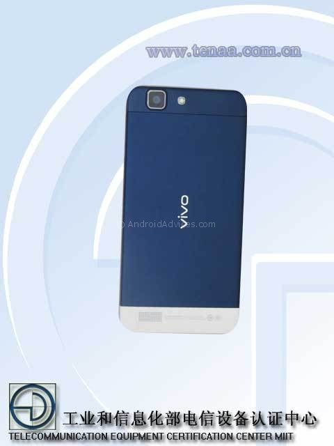 BBK Vivo X3T Back
