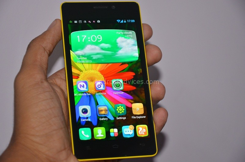 Gionee Elife E5 Hands On