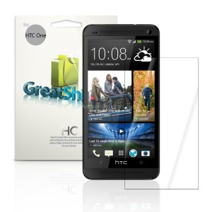 GreatShield Screen Protector for HTC One