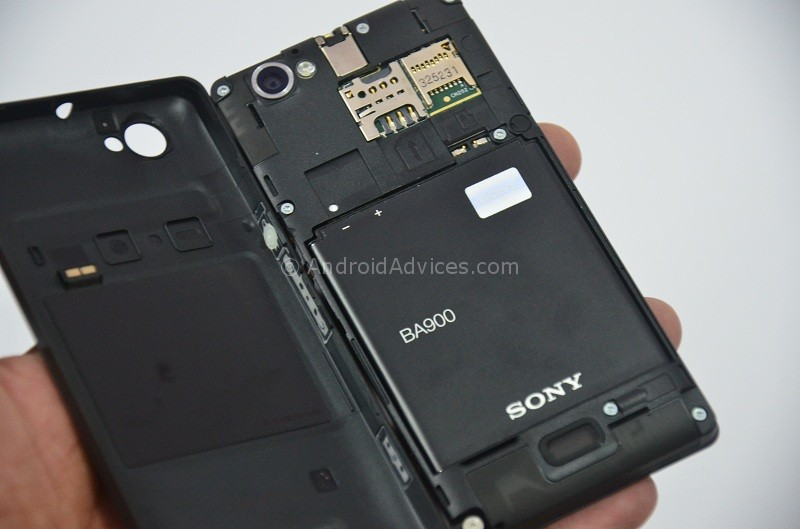 Sony Xperia M Battery