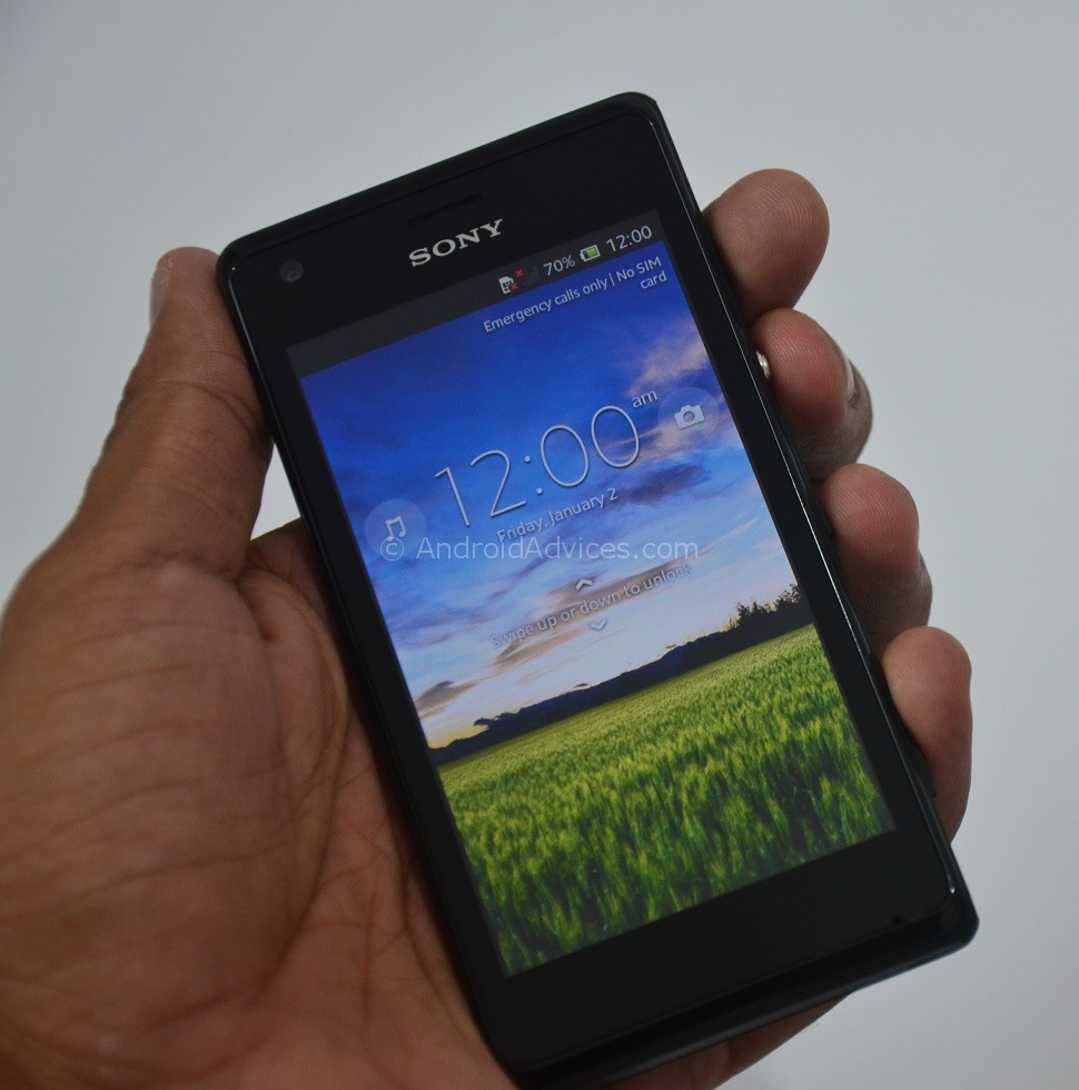 Sony Xperia M Smart Phone Android Advices