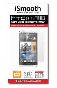 iSmooth HTC One Screen Protector