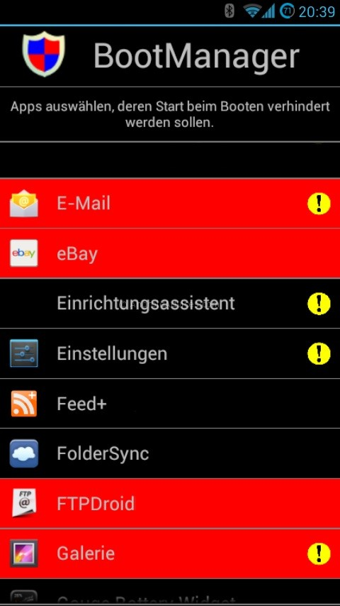 Android BootManager