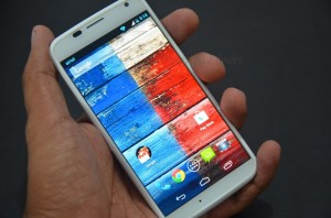 Motorola Moto X Hands on