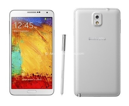 Samsung Galaxy Note 3 Press Photo