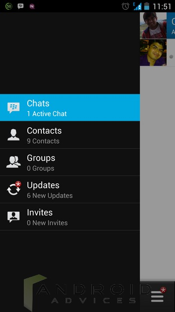 BBM Android 8