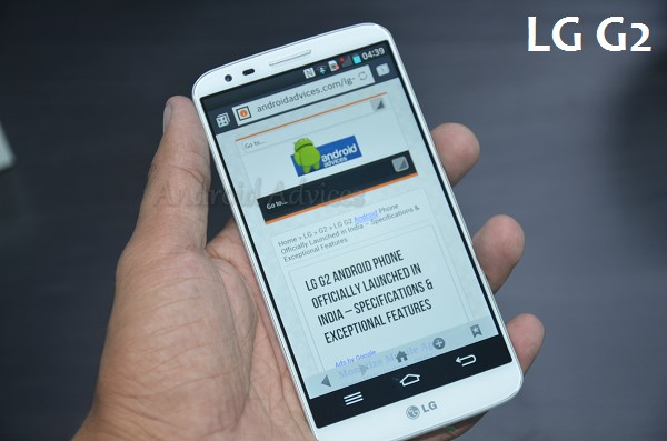 LG G2 Android Phone