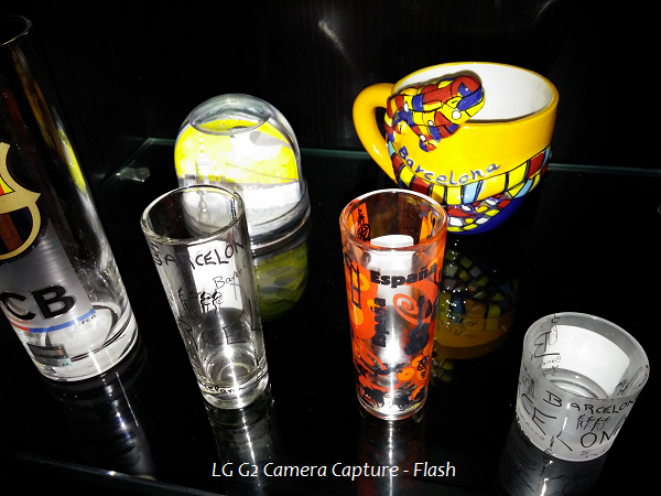 LG G2 Camera Capture Flash