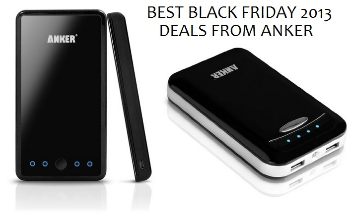Anker deal black friday
