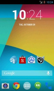 KitKat for Galaxy S