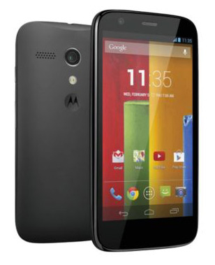 Moto G Press Photo 1