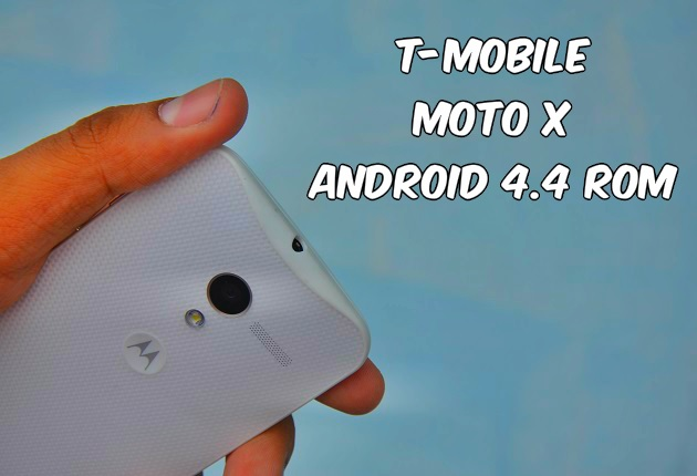T-Mobile Moto X Android 4.4 KitKat ROM