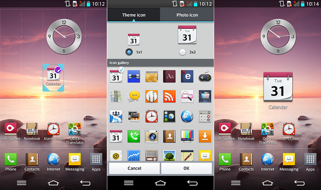 LG G2 Icon Size Change - 20 Tip for LG G2 – Hidden Options, Useful Features