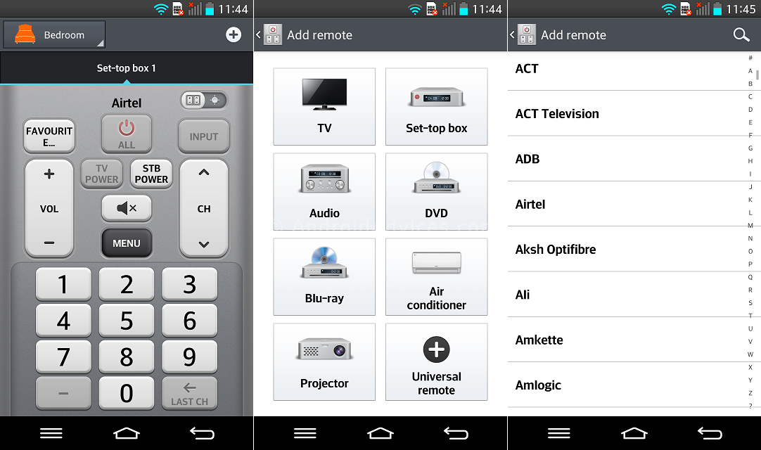 LG G2 QuickRemote - 20 Tip for LG G2 – Hidden Options, Useful Features