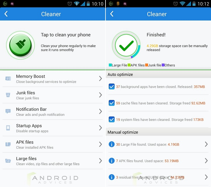 Mobo Live Launcher Cleaner