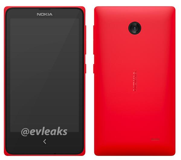 Nokia Android Normandy Phone