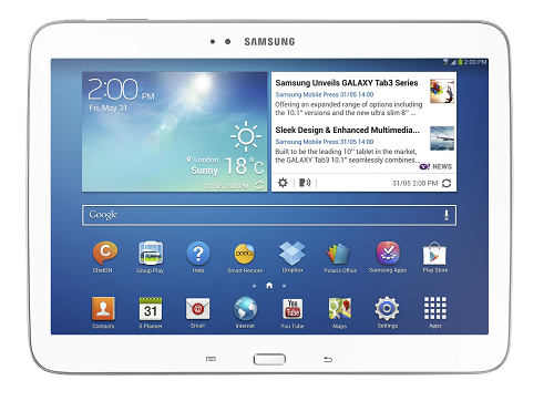 Samsung Galaxy Tab 3 Lite Android Tablet Coming Soon ...