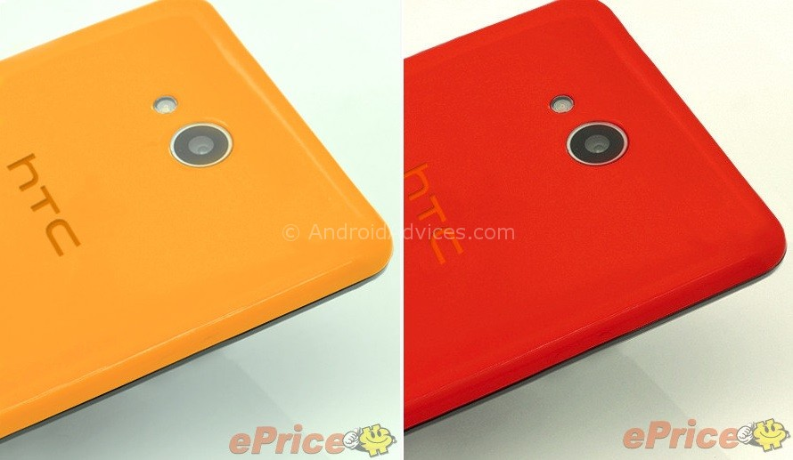 HTC Desire Octa-core Phone Colors
