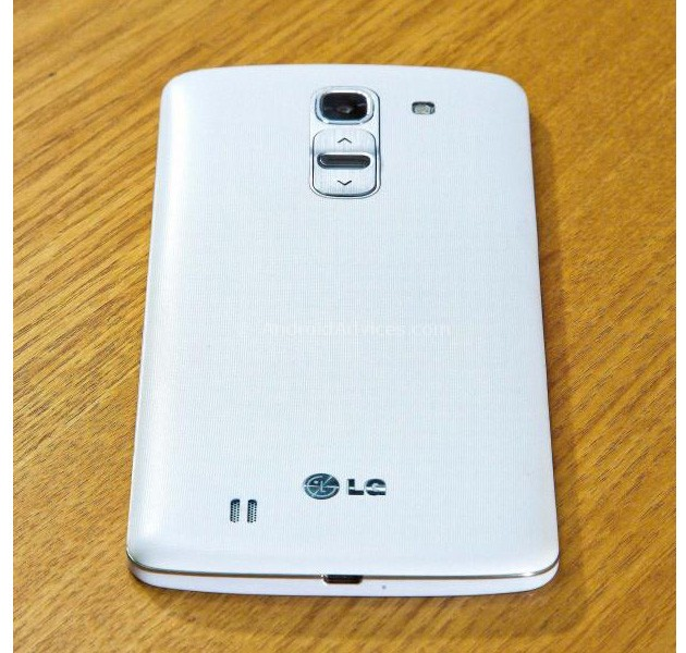 LG G Pro 2 Rear Body Leak