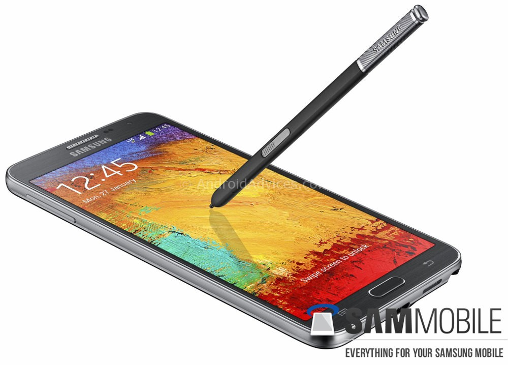 Samsung Galaxy Note 3 Neo Leaked Press Photo