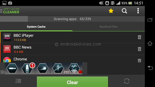 Sys Cache