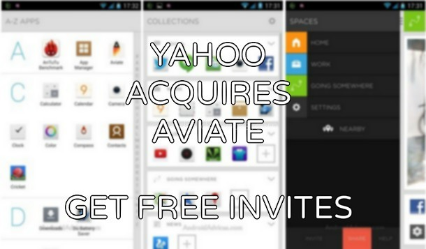 Yahoo Acquires Aviate
