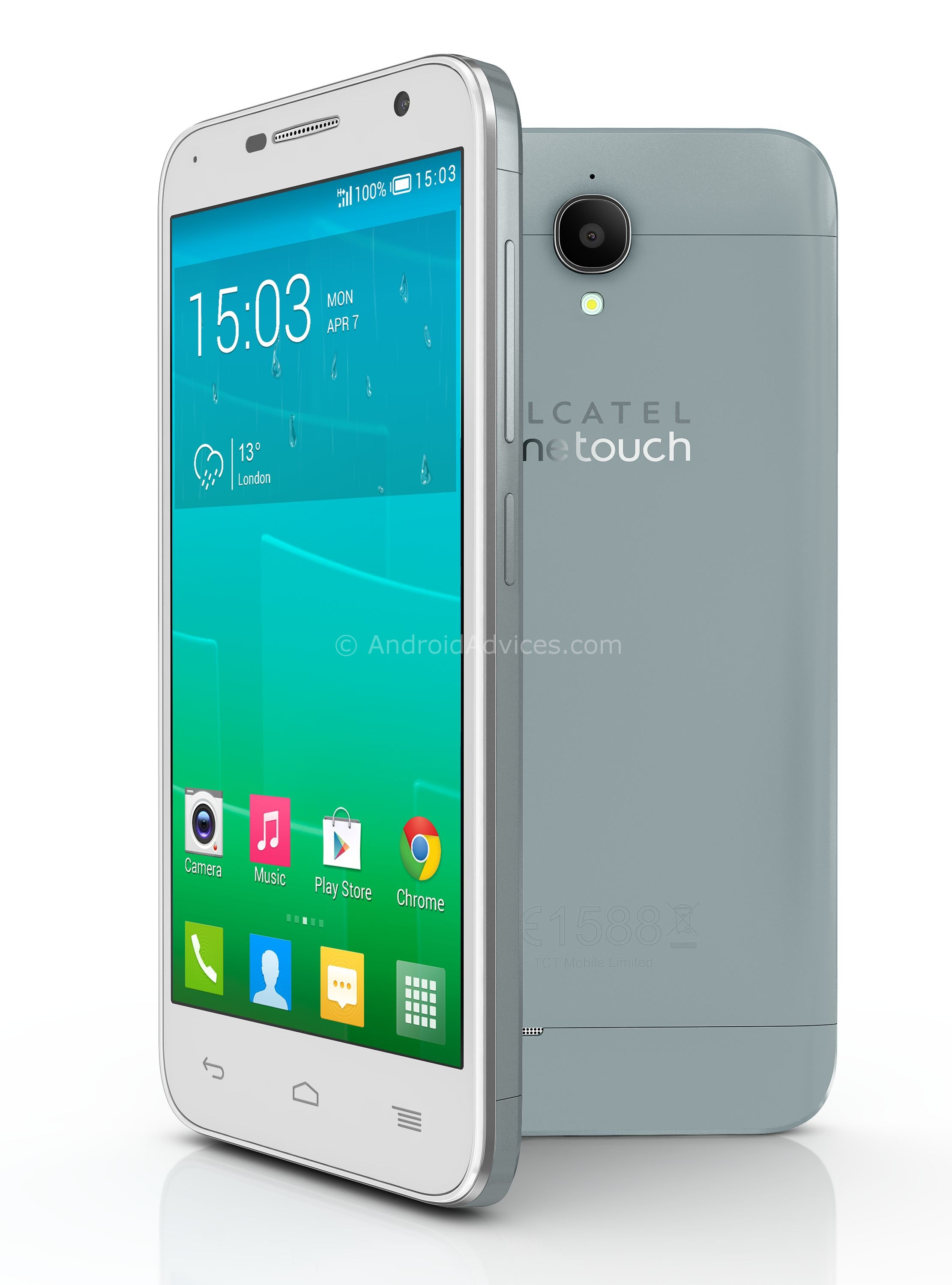 alcatel onetouch idol 2s with 5 screen lte 1gb ram. Black Bedroom Furniture Sets. Home Design Ideas