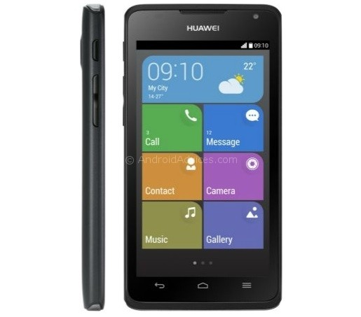 Huawei Ascend Y530 Android Phone with Android 4 3 Launched
